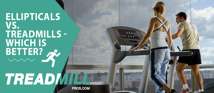 Ellipticals Vs Treadmills